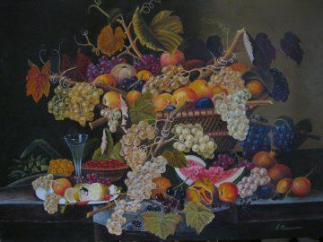 Canestro frutta (per artis rating)