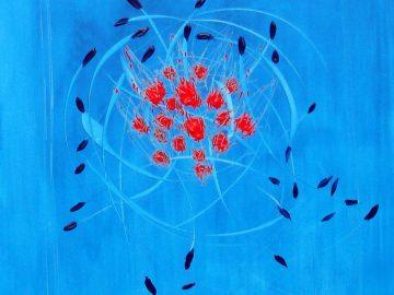06.Fiori-atomici-80x70-acrilico-su-tela-2007